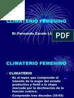 CLIMATERIO FEMENINO