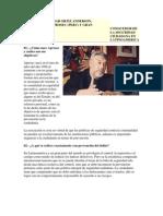 Entrevista a Cesar Ortiz Anderson