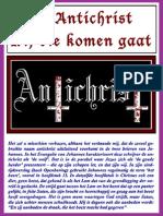 De ANTICHRIST — Hij die komen gaat - Hubert_Luns