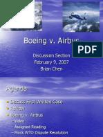 Boeing Vs Airbus