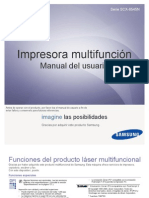 Manual Samsung MFP 6545n