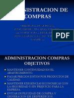 Administracion de Las Compras