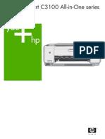 HP Photosmart C3180 - Manual
