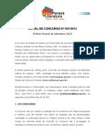 Edit Al Premio 2013