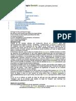 PSICOTERAPIA GESTALT CONCEPTOS PRINCIPIOS Y TÉCNICAS