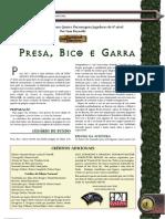 D&D - Presa, Bico e Garra - Taverna Do Elfo e Do Arcanios