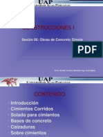 SESION 6-Concreto Simple PDF