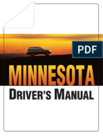 Minnesota Drivers Manual 2013