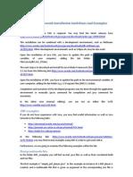 Java Media Framework Installation Guidelines