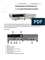 Fuente Dc Programable Bk Precision 9151