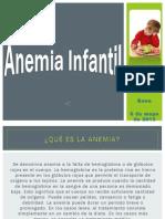 Anemia Infantil