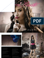 Digital Booklet - Demi Lovato - Here We Go Again