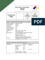 MSDS Cianuro de Sodio1[2] Copy