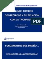 1 - 00 Keynote - Algunos Tópicos Geotécnicos y su Relación con la Tronadura