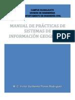 MANUAL DE PRÁCTICAS DE SIG