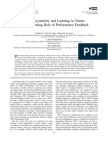 2010_Van de Vegt Et Al_Power Asymmetry and Learning in Teams- The Moderating Role of Performance Feedback