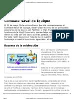 Combate Naval de Iquique _ Identidad y Diversidad Cultural _ Icarito