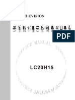 Polaroid LCD TV FLM-2011-ServiceManual