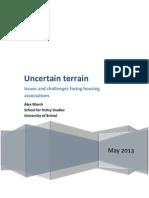 Uncertain Terrain