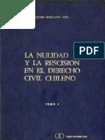La Nulidad y La Rescisio v.1