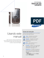 Samsung Omnia GT-B7320L Manual Do Usuario