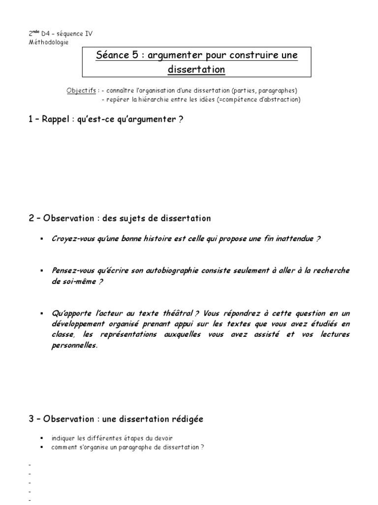 dissertation germinal naturalisme