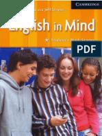 English Mind Starter