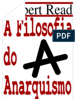 A Filosofia Do Anarquismo Herbert Read