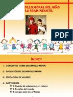 PPT DESARROLLO MORAL Definitivo Para Entregar