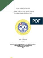 Komunikasi Dan Konflik Organisasi