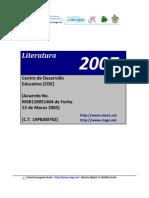 01 D.B. - Literatura I