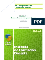 04.IFD Aprendizaje Unidad 4