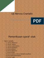 Uji Nervus Cranialis 2003