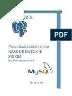 Prácticas Laboratorio SIS306