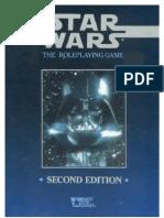 WEG40055 - Star Wars RPG (Second Edition) - Basic Rules