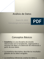 Conceptos basicos de Metodos de Investigacion