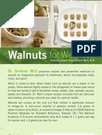 Walnuts for Wellness
