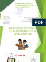 ERRORES ESPECÍFICOS EN LA LECTURA Y LA ESCRITURA.pptx
