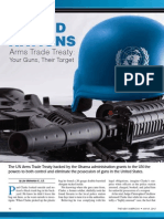 Wolverton United Nations Arms Trade Treaty