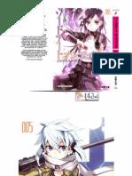 Sword Art Online Novela 5 (Completa)