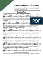 (9000) Jazz Improvisation