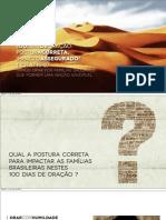 1 Cr 17.15-27 - 100 DIAS DE ORAÇÃO