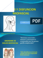 Dolor y Disfuncion Miofascial
