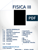 Fisica III Primera Clase 2013 i Industrial