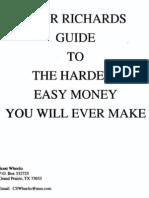 Easy Money by Scott Wheelis