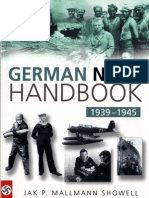 German Navy Handbook 1939-1945