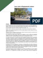 Notas Sobre El Equipamiento Urbano Luis 20111 (1)