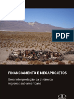 Financiamento e Megaprojetos