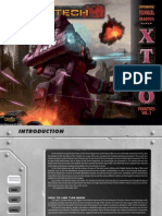 BattleTech Experimental Technical Readout Primitives Vol III