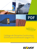 Catalogo de Elementos Constructivos Isover